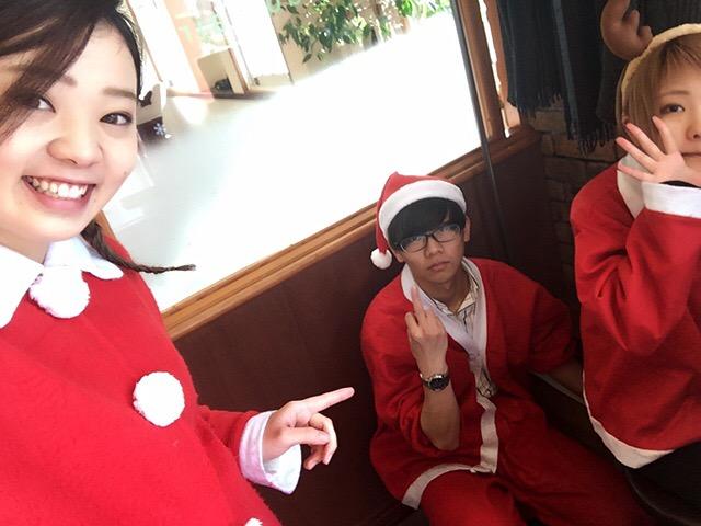 merry Xmas!!【真顔】