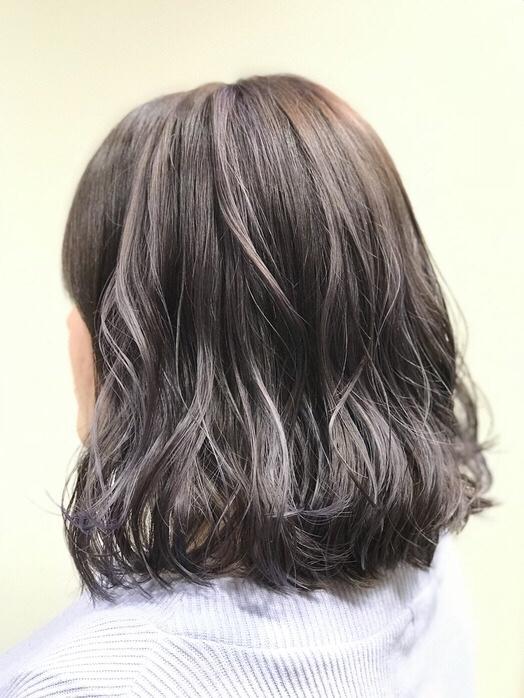 【オススメカラー】色素薄い系ラベンダーアッシュ!