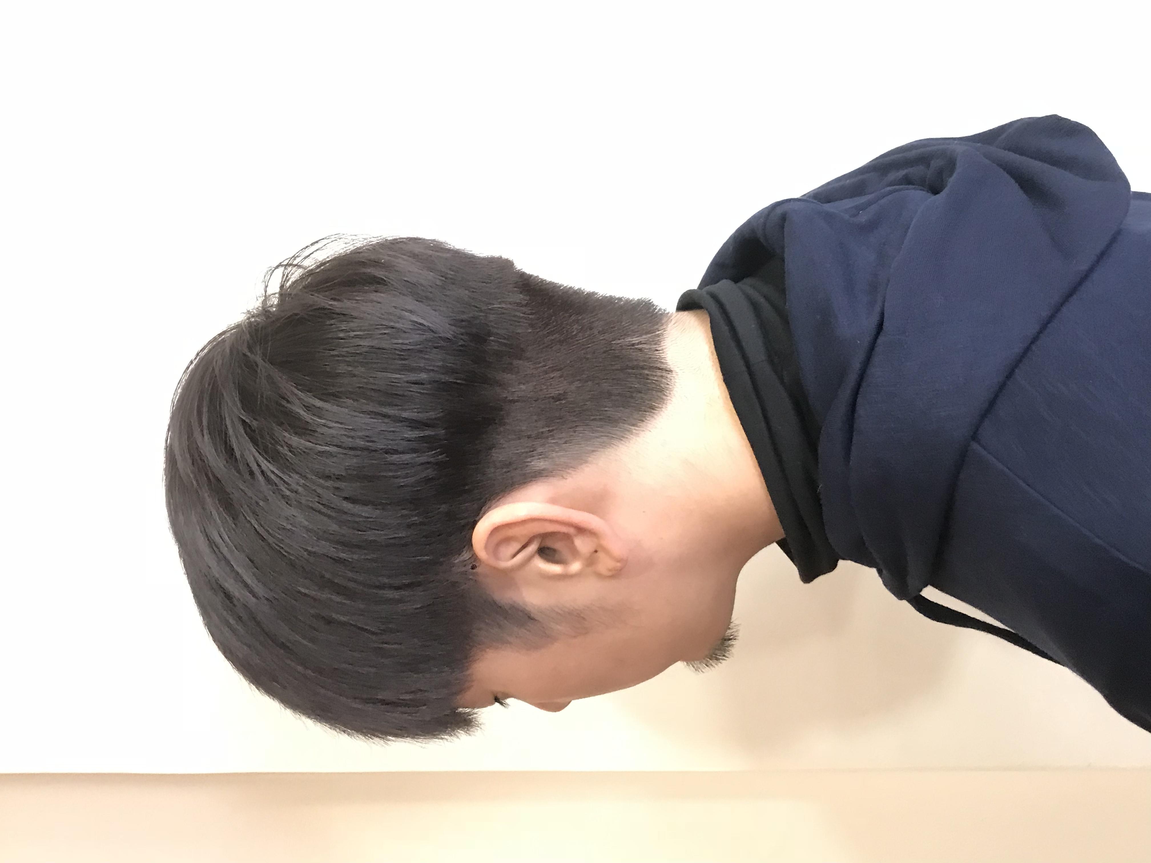 【おすすめカラー】メンズ グレーアッシュ!!