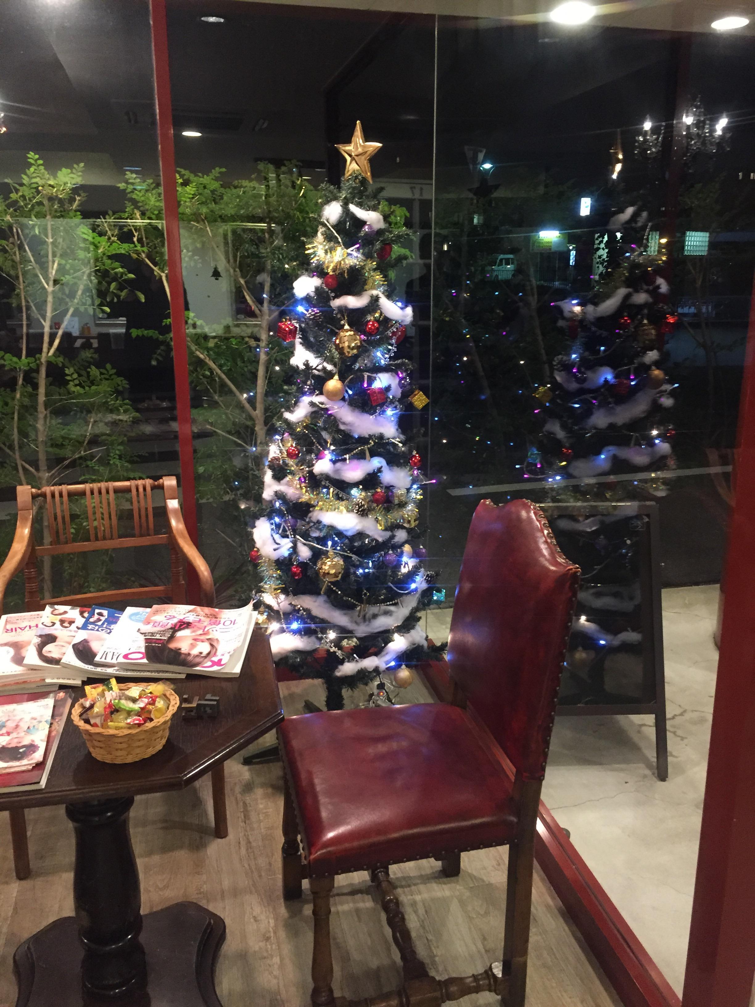 メリークリスマス♪(^^)