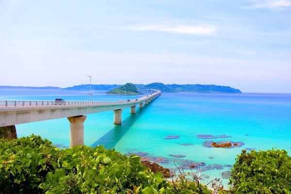 岩川、初の角島へ行く